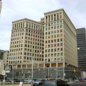 Another Detroit landmark faces the wrecking ball