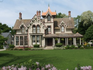 Detroit mayor K.C. Barker's Grosse Ile home