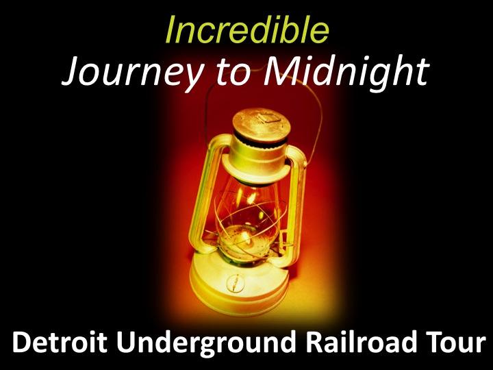 Underground Railroad Tour Detroit