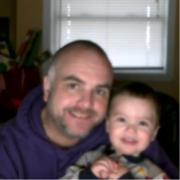 Guest blogger Liam Collins and son