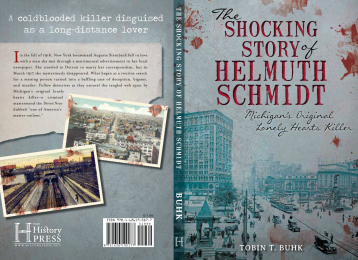 Notorious 313 Bus Tour tells Shocking Story of Helmuth Schmidt