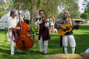 French-Canadian days at Detroit Historical Museum 2014